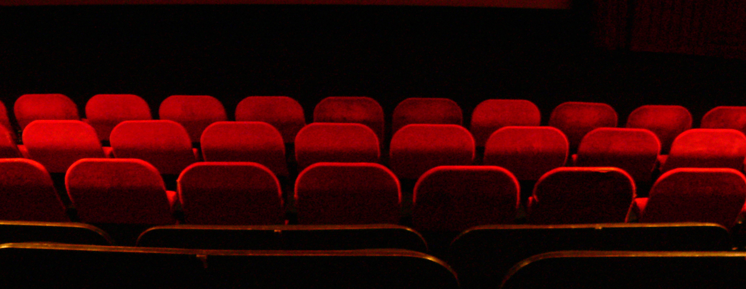 Cinema seats. By Marl Lorch, Flickr.